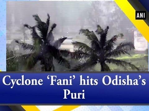 Xxx Mp4 Cyclone 'Fani' Hits Odisha's Puri Odisha News 3gp Sex