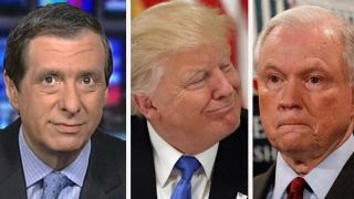 Kurtz: Did President Trump throw his AG under the bus?