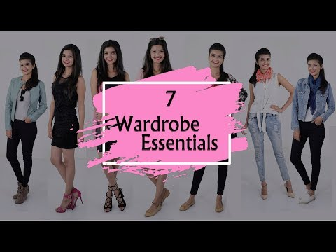 7 Wardrobe Essentials With Krutika Singh Rathore - Stylecraze