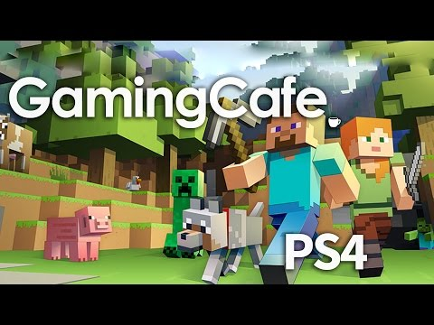 Let's Play Live PS4 Online Minecraft