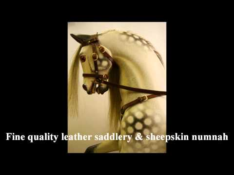 Classic Rocking Horses  How Our New Rocking Horses Are Made