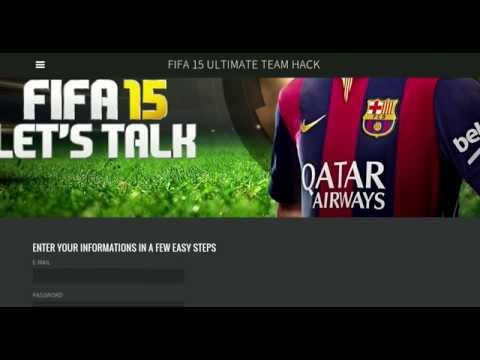 Fifa 15 ultimate team hack duplicate players for PS3/PS4 (works 100%)