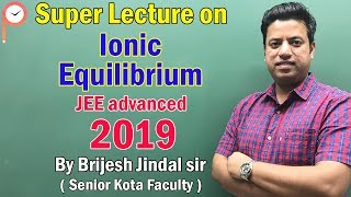 Download Important Lecture on Ionic Equilibrium 🔥🔥 Video