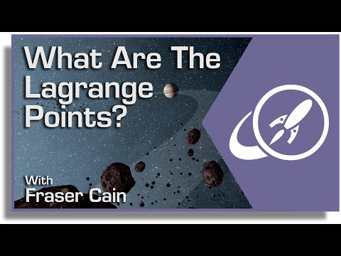 What Are The Lagrange Points? Finding Stable Points in Space
