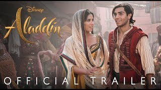 Download Disney's Aladdin Official Trailer - In Theaters May 24! Video
