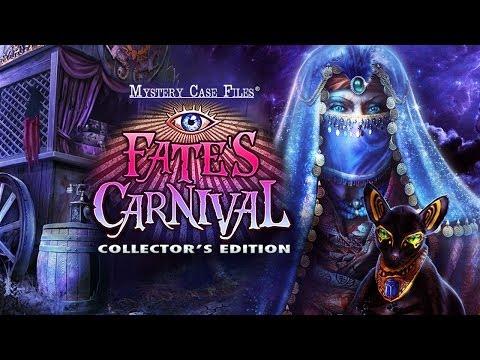 Mystery Case Files: Fate's Carnival  Trailer