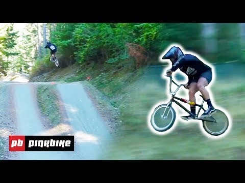 BMX vs Queenstown Bike Park