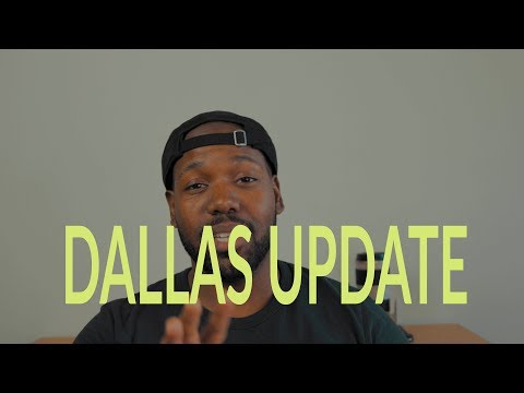 NEW YORK TO DALLAS UPDATE | 8MONTHS LATER