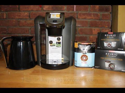 Keurig 2.0 K550 Brewing System