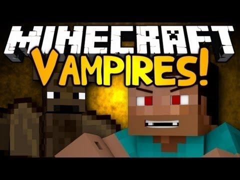 Minecraft   Vampirism   BECOME A VAMPIRE