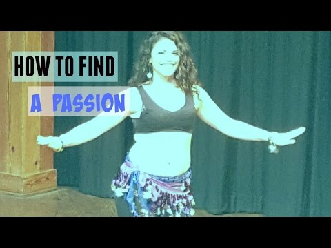 How To Find A Passion