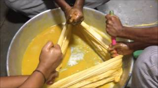 Making of Soan Papdi || Indian Sweet