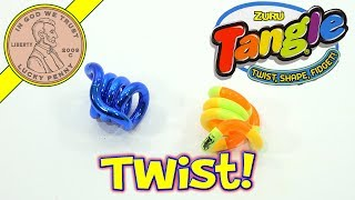 Download Tangle Classic & Metallic Fidget Toy - Twist, Shape, Fidget Video