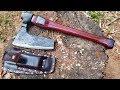 Bulgarian Bearded Axe Restoration - Giving away this axe.