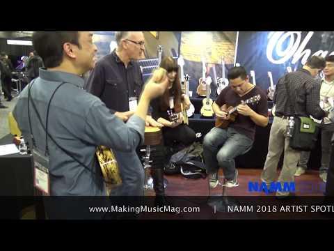 Making Music Mag 2018 NAMM Music