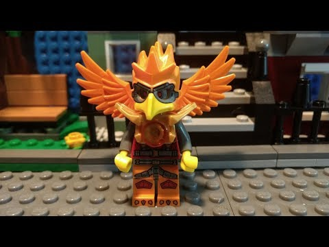How to make a Lego minifigure fly - stop motion tutorial