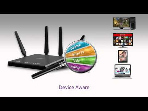 Dynamic QoS (Quality of Service) Prioritization Technology | NETGEAR Nighthawk WiFi Routers