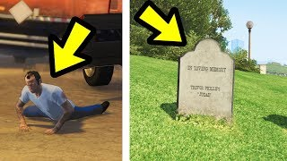 GTA 5 - Where Does Trevor Get Buried after the Final Mission?