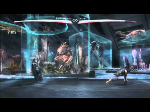 Injustice: Gods Among Us- All Characters Super Moves