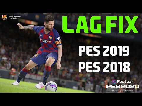 Pes 19 lag fix without any antilag 100% Fix || Intel HD