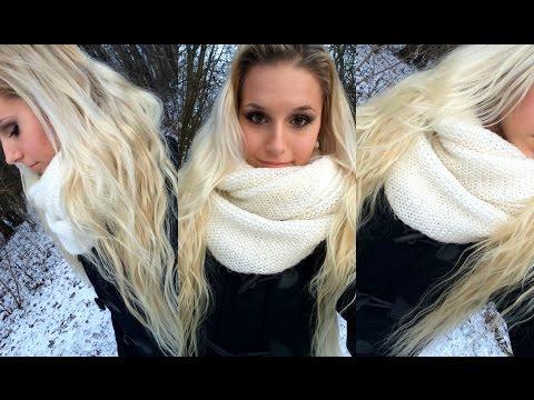 Loose French-Braid Curls || DariaBeauty ♥