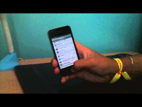 Comment retirer le Voice Over sur Iphone 4/4s/ ,Iphone 5 et Ipod Touch