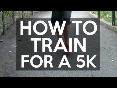 How to Prepare for a 5K Walk or Run