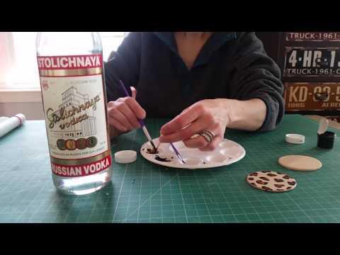 Easy Cheetah Print Cupcake or Cake Design