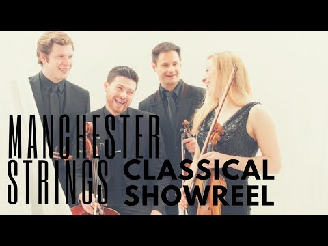 Manchester Strings // Classical Medley // Book Now At Warble Entertainment