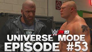 WWE 2K19   Universe Mode - 'PSYCHO CITY!'   #56 - Vidly xyz