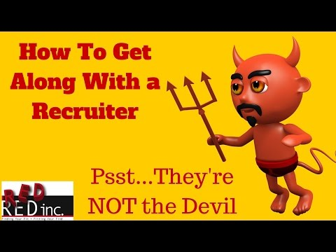 Job Searching Tips: The Recruiter's Perspective