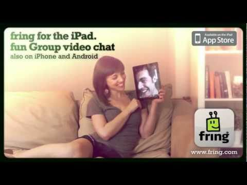 Fun Group Video Chat for iPad