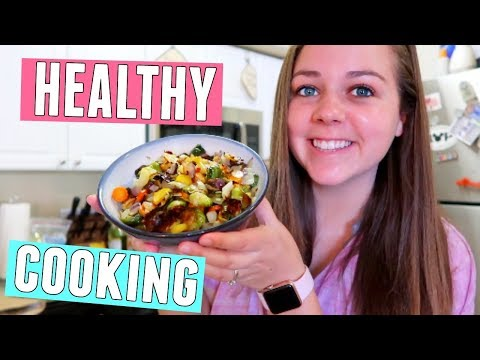 What I Eat In A Day: Healthy & Vegan!