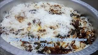 Mutton Biryani Recipe │ Non Veg Recipe - Food Recipes by Taj Kitchen