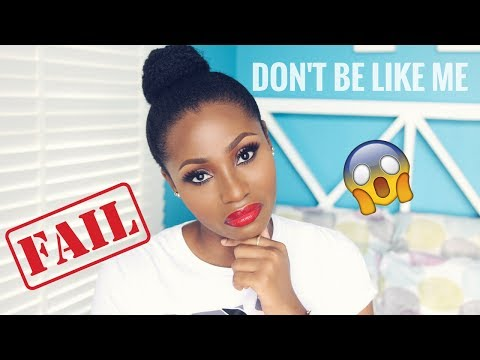 GETTING A MASTERS DEGREE - ALMOST FAILING +THE DEPRESSION & CONFUSION (STORY TIME) | DIMMA UMEH