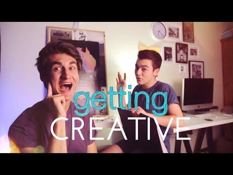 Getting Creative | Feat. Grimbleism