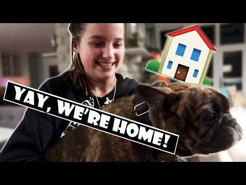 Yay, We're Home! 🏡 (WK 375)   Bratayley