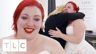 """Feeling Less """"Frumpy Mum"""" And More Hollywood Movie Star   Curvy Brides Boutique"""