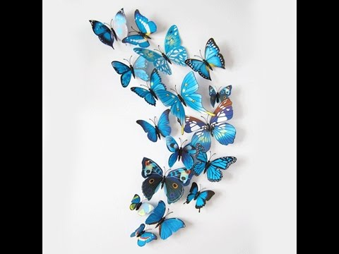 Butterfly Decals For Walls - Butterfly Wall Decals - Butterfly Wall Stickers Designs