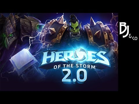 Heroes of the Storm Stream Highlights April 16th