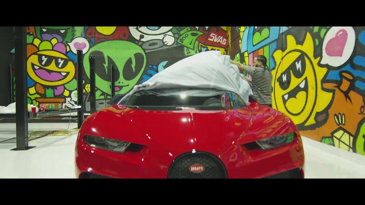"""El Alfa """"El Jefe"""" - Caso Bugatti (Video Oficial)"""