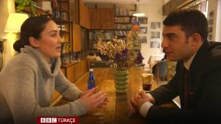 Bir tarafta Kıbrıslı Türk, diğer tarafta Kıbrıslı Rum. 2 genç aynı masada çözümü konuştu