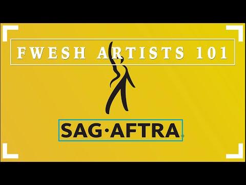What is SAG-AFTRA?
