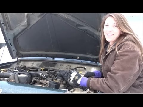 How to clean an Idle Air Control Valve Jeep Cherokee
