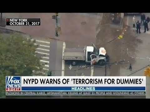 NYPD Warns Of 'Terrorism For Dummies' - Fox & Friends