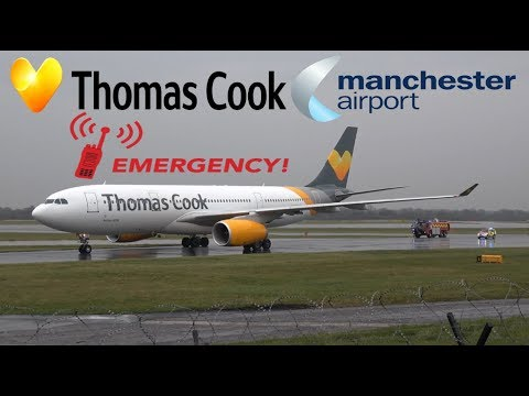 *Emergency Landing* Thomas Cook Airlines Flight 2848 (Manchester to New York JFK)