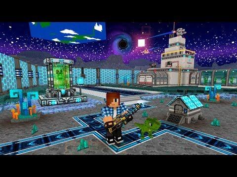 Pixel Gun 3D - Pocket Edition - Minecraft FPS Version Android/iOS Gameplay Part 1
