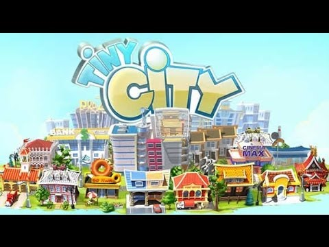 Tiny City Gameplay Walkthrough [Tutorial Guide]