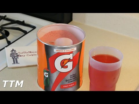 Gatorade Thirst Quencher Powder Drink Mix Review~Sports Drinks~Saving Money on Food