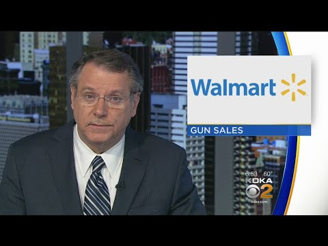 Walmart To No Longer Sell Firearms, Ammunition To Anyone Younger Than 21
